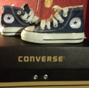Babys first Converse